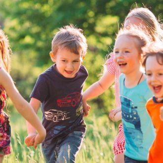 Kinder erobern unsere Kita
