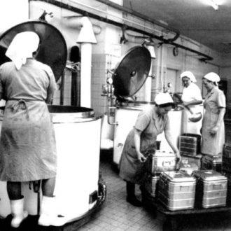 Hamburger Schulverein_Geschichte_Küche