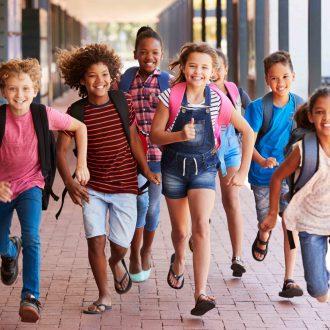 Hamburger Schulverein_GBS GTS_Schüler_Kinder rennen